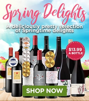 Spring Delights - A deliciously pretty selection of Springtime delights - $13.99 a bottle - SHOP NOW