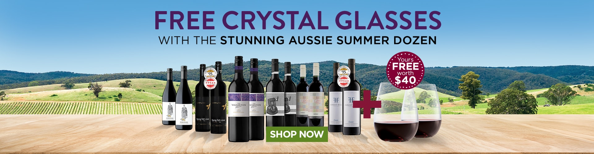 Summer Wines - only $14.99 a bottle - SHOP NOW