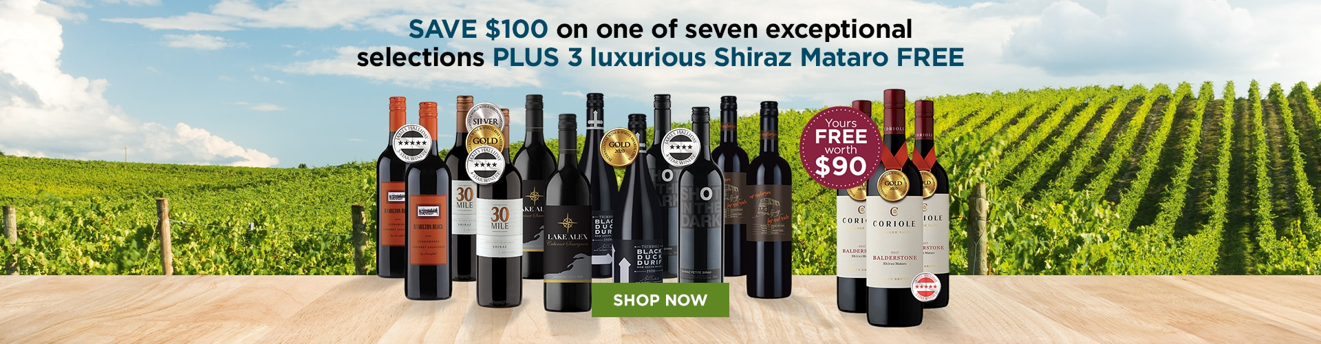 Luxurious Shiraz