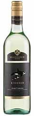 Allegiance Wines Kindred Pinot Grigio